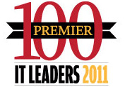 Premier 100 IT Leaders 2011